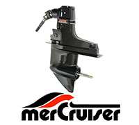 Запчасти для Mercruiser  Sterndrives