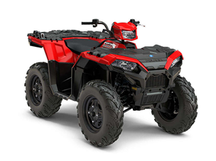 POLARIS SPORTSMAN 850 HIGH LIFTER