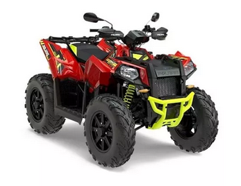 POLARIS SCRAMBLER 1000 MD