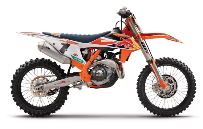 KTM 125 SX CHASSIS