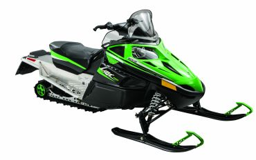 Arctic Cat LYNX 2000 LT BLACK