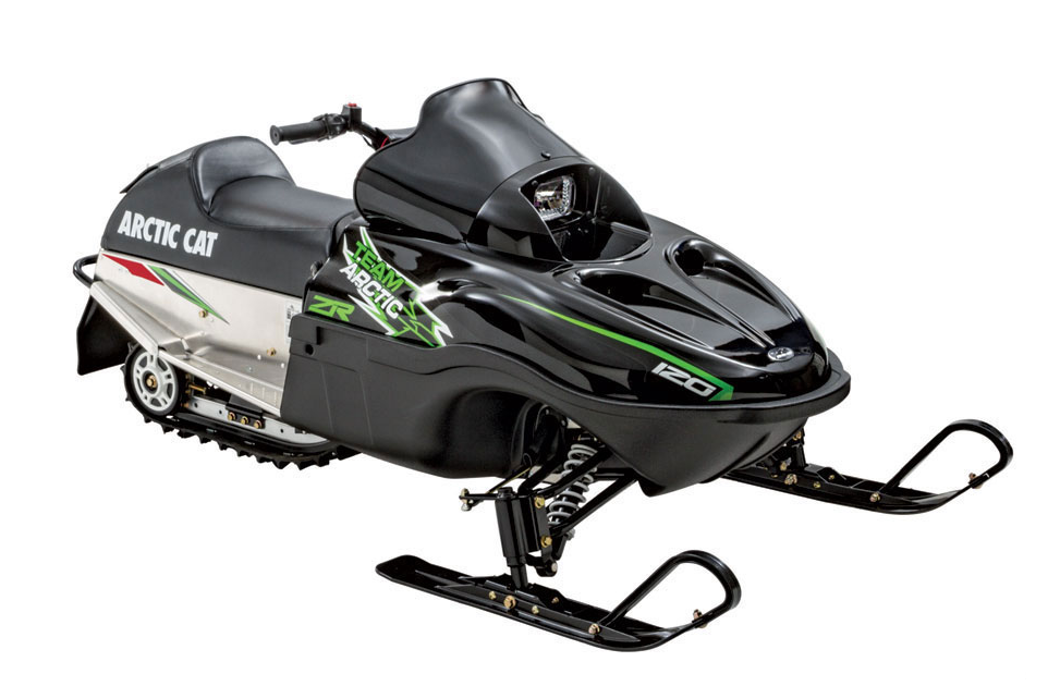 Arctic Cat ZR 120 BLACK