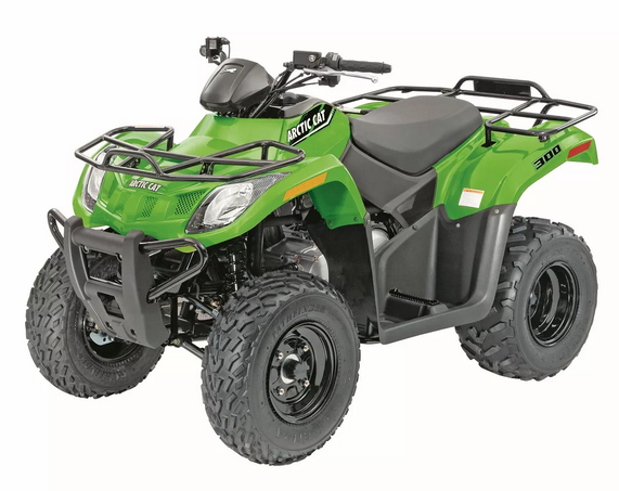 ARCTIC CAT ATV 300 2X4 UTILITY