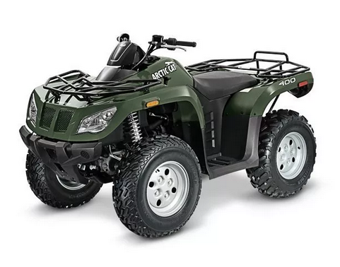 ARCTIC CAT ATV 400 CR