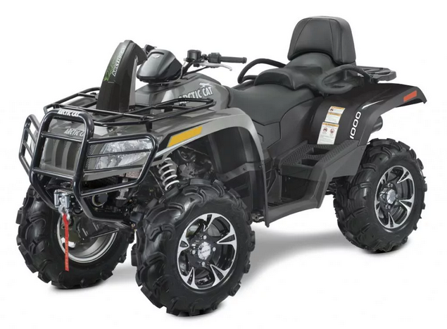 ARCTIC CAT ATV 700 MUD PRO LTD EPS